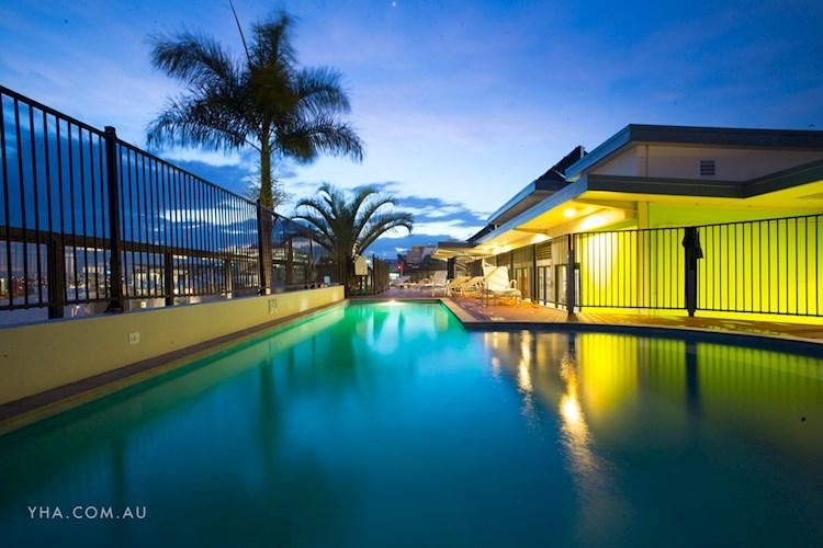 Brisbane City YHA - Pool
