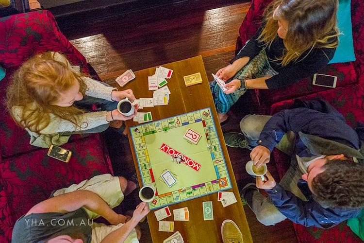 Blue Mountains YHA - Board Games by the Fire