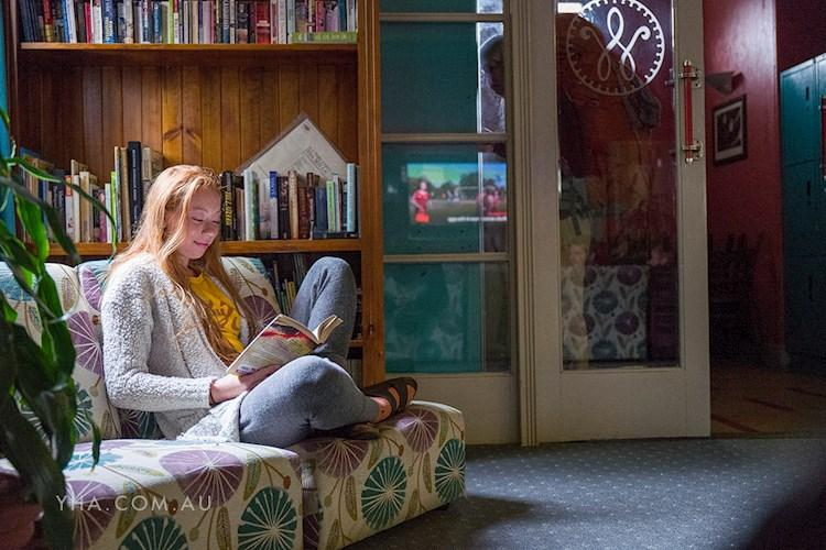 Blue Mountains YHA - Curl Up, Chill Out