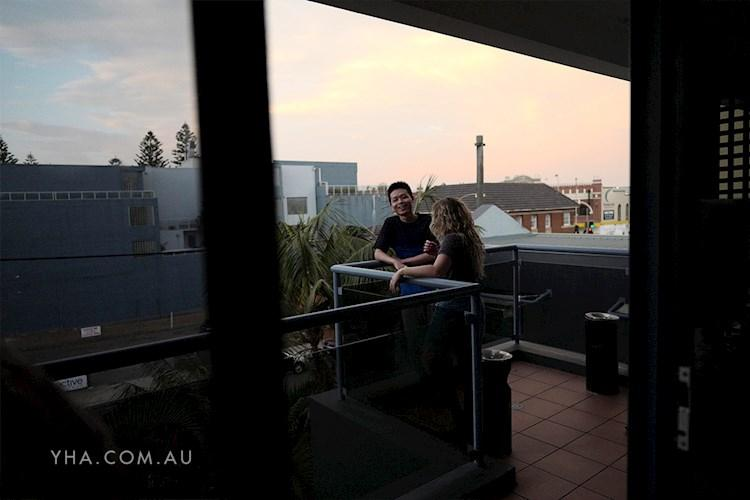 Sunset - Sydney Beachouse YHA