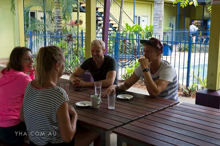YHA Cairns Central - Group