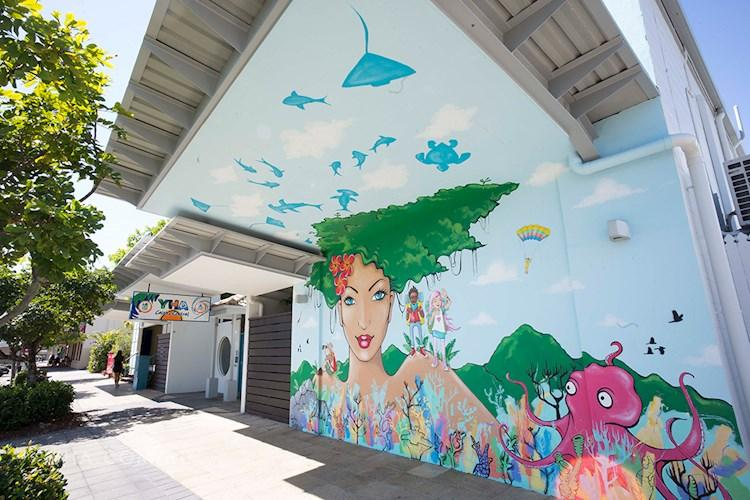 YHA Cairns Central - Entrance