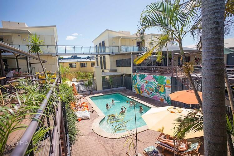 Byron Bay YHA - Lush Pool