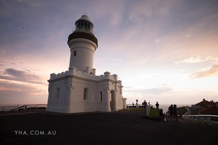 Cape Byron YHA - Cape Byron Lighthouse