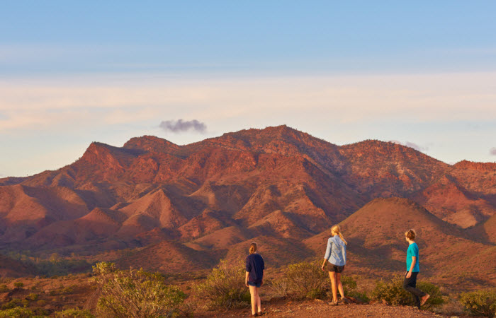 Flinders Ranges credit SATC